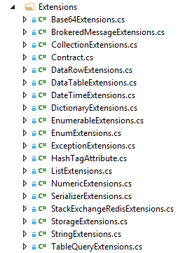 list-of-extensions