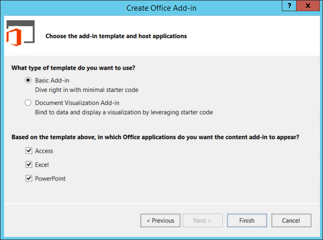 visual-studio-create-office-addin-select-options-II